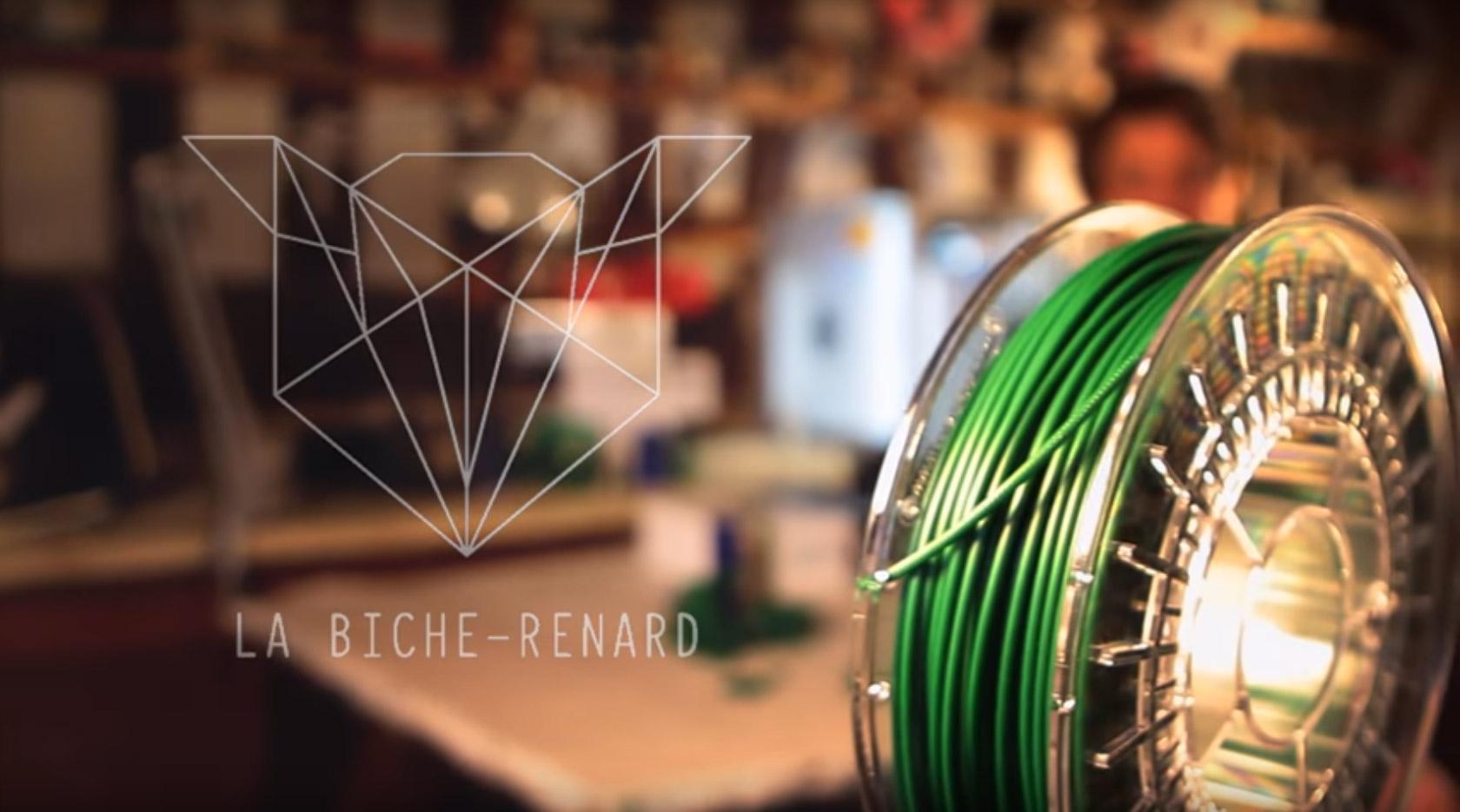 Présentation du filament PLA/PHA de ColorFabb