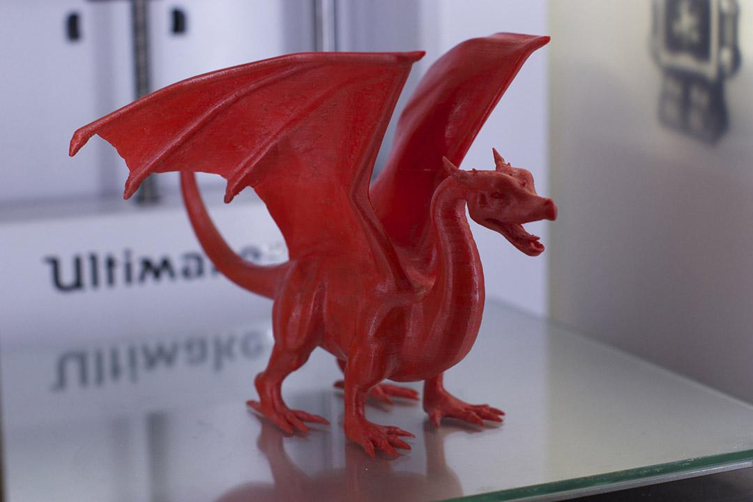 dragon filament 3d