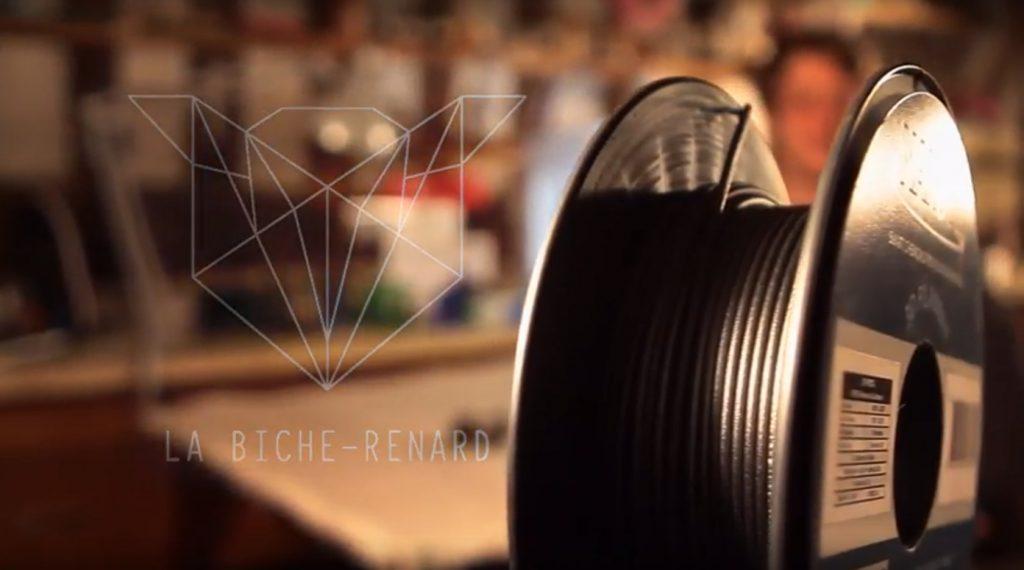 Filament PETg/Carbone de Nanovia