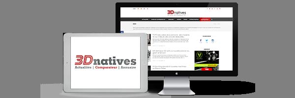 3d Natives Site