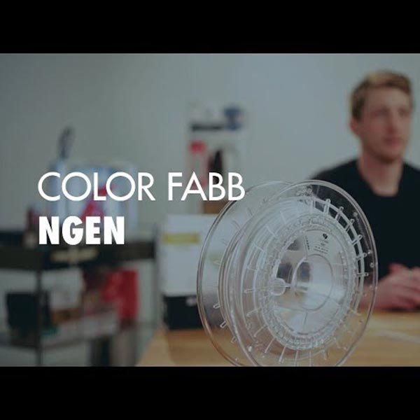 filament ngen colorfabb pour imprimante 3D