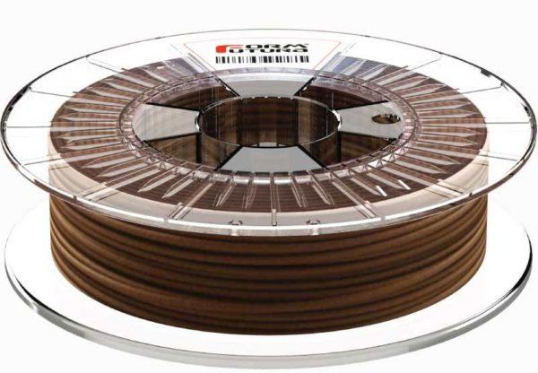 Filament easywood noix de coco de formfutura pour imprimante 3D