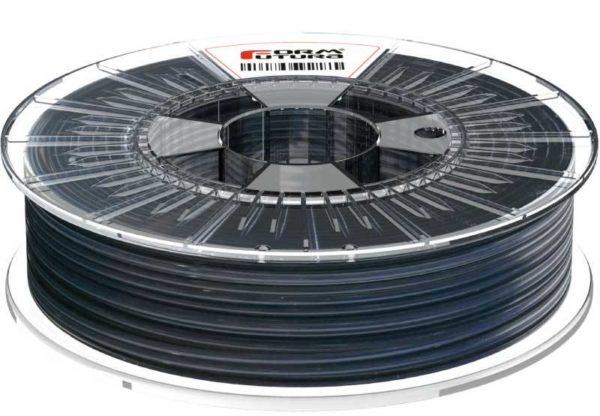 Filament hdglass petg noir translucide de formfutura pour imprimante 3D