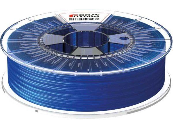 Filament hdglass petg bleu translucide de formfutura pour imprimante 3D