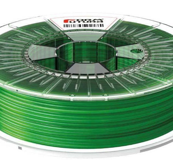 Filament hdglass petg vert translucide de formfutura pour imprimante 3D