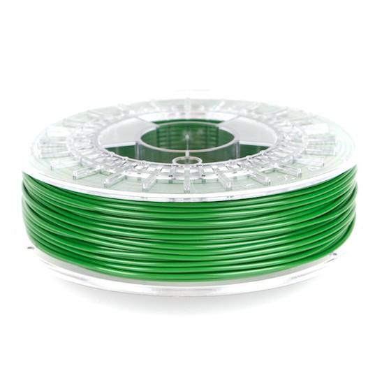 Filament pla/pha vert feuille de colorfabb pour imprimante 3D