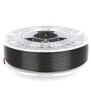 Filament pla/pha noir de colorfabb pour imprimante 3D