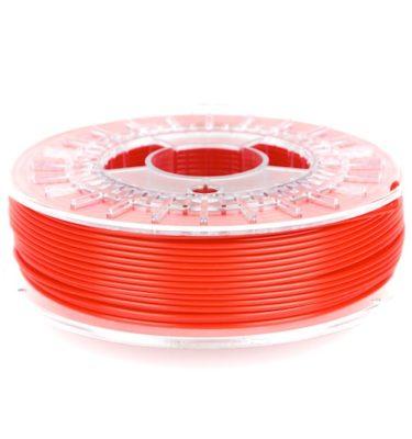 Filament pla/pha rouge de colorfabb pour imprimante 3D