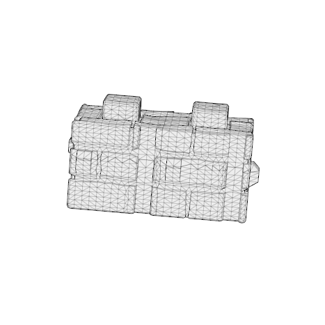 Fortification à imprimer en 3D SEEJ Cults