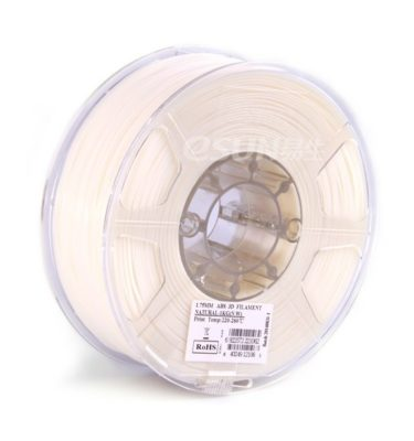 bobine-de-filament-3d-pla-naturel-3mm-esun-1kg