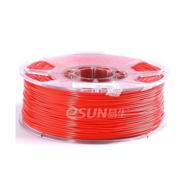 bobine-de-filament-3d-pla-rouge-3mm-esun-1kg