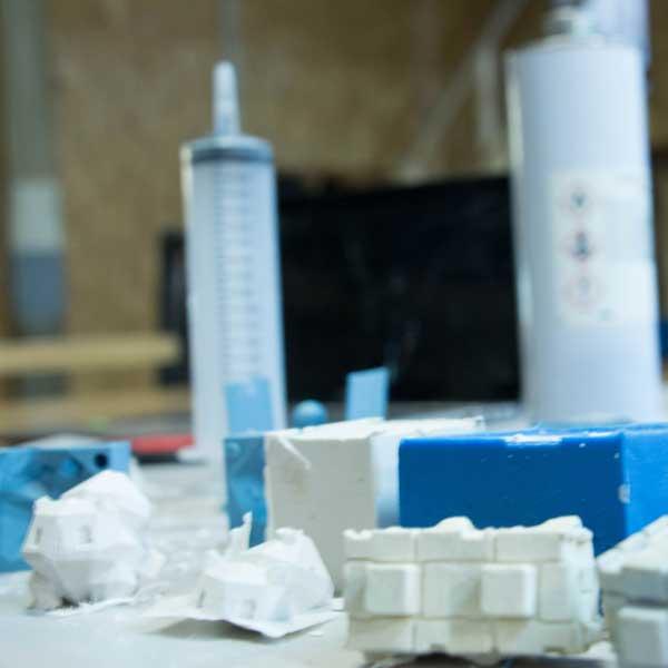 découvrez le moulage silicone avec l'impression 3D et le kit boite a fil