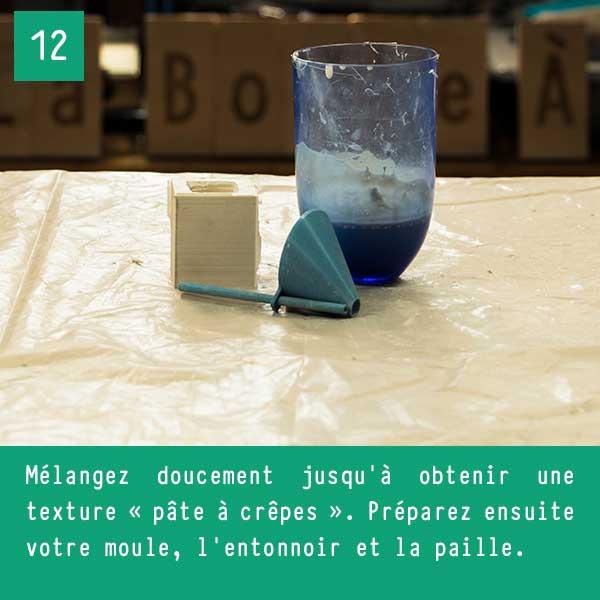 Apprenez le moulage silicone avec votre imprimante 3D. Grâce à ton kit La Boîte À Fil