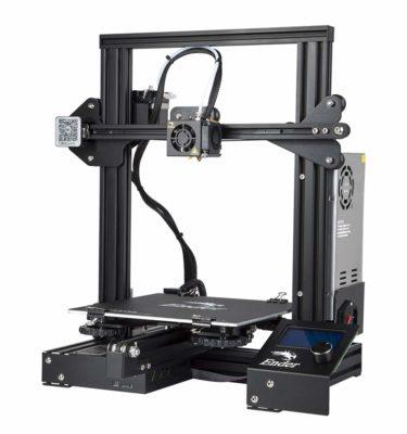 votre imprimante 3D avec 6 kits la boite a fil pour bien débuter.
