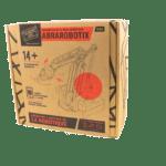 boite du kit la boîte À fil : abrarobotix pour fabriquer des robots avec son imprimante 3D