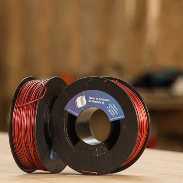 francofil est un fabriquant français de filament pour l'impression 3D.