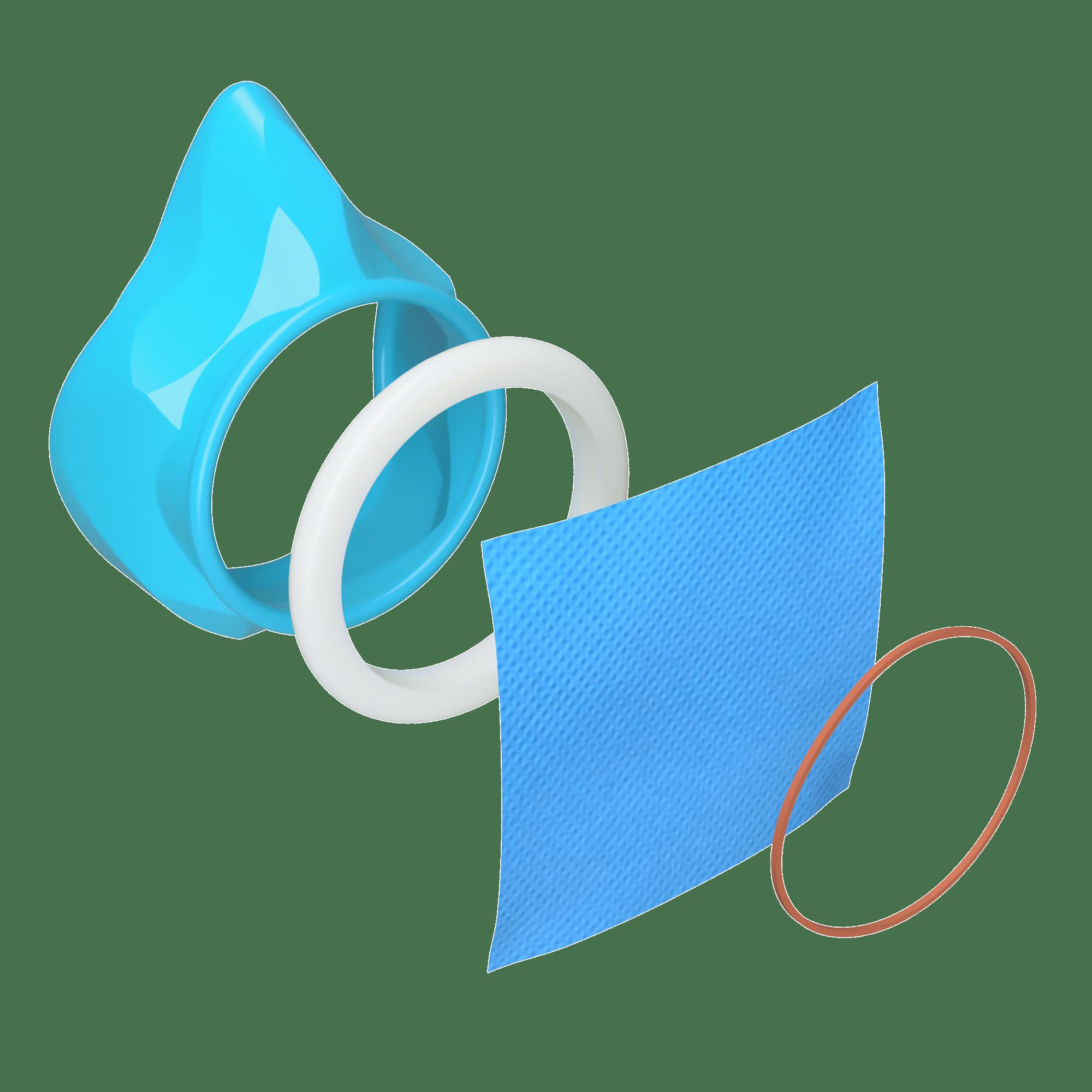 Aura - Masque de protection respiratoire